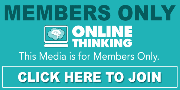 Online Thinking Members Only