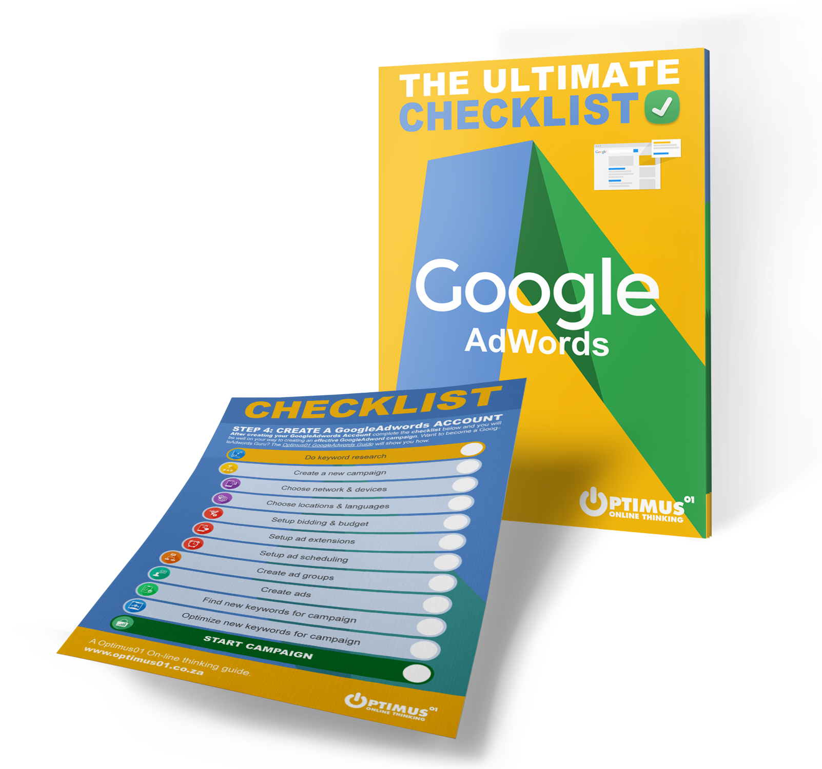 Ultimate Google AdWords Checklist